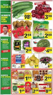 Food basics flyer brampton June 29 - July 5, 2017
