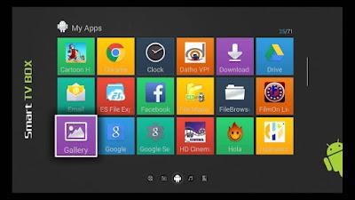 Stream Kodi on Android TV Box