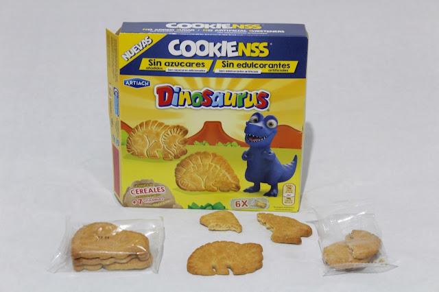 Dinosaurios Cookienss