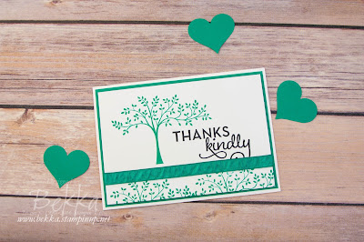 Introducing the 2016-18 In Colors from Stampin' Up! - Emerald Envy.  Get a free sampler pack when you order here