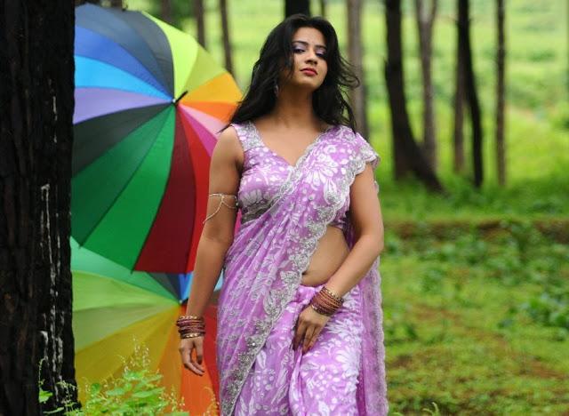 Nisha Shah Navel show images