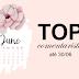 Top Comentarista: Junho 2018