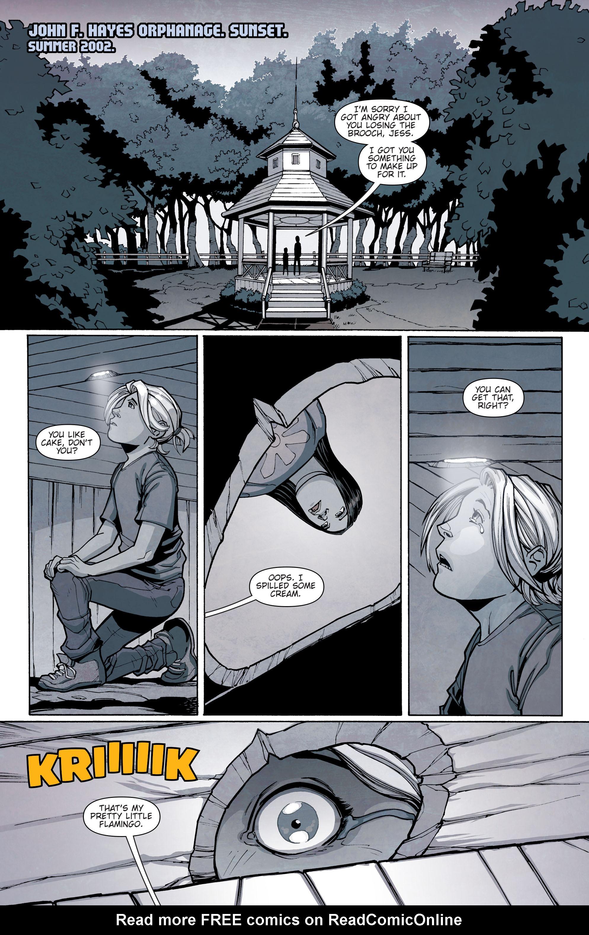 Read online Slash & Burn comic -  Issue #4 - 21