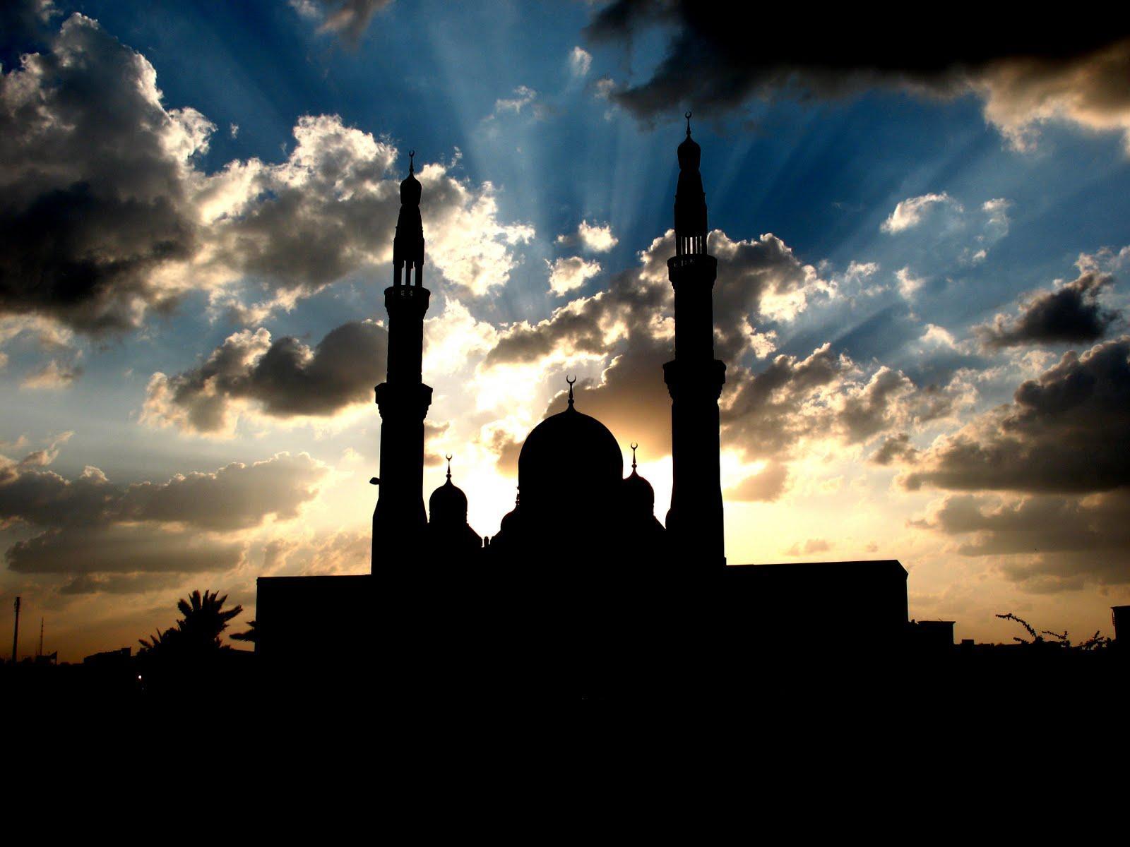 Islamic History And Islamic Wallpaper: New Islamic Mosque