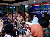 Menteri Agama Lukman Hakim Minta Pimpinan PTK Akrab Dengan Sosmed