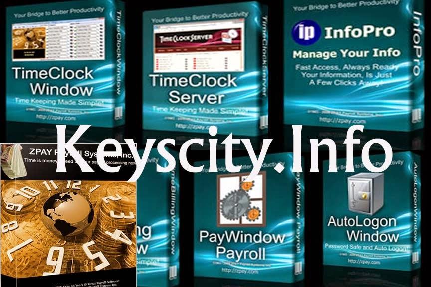 Zpay paywindow payroll system 2017 v9.0.48 incl keymaker core