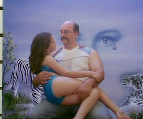 20 Disturbing Father-Daughter Photos That Will Make You Cringe!