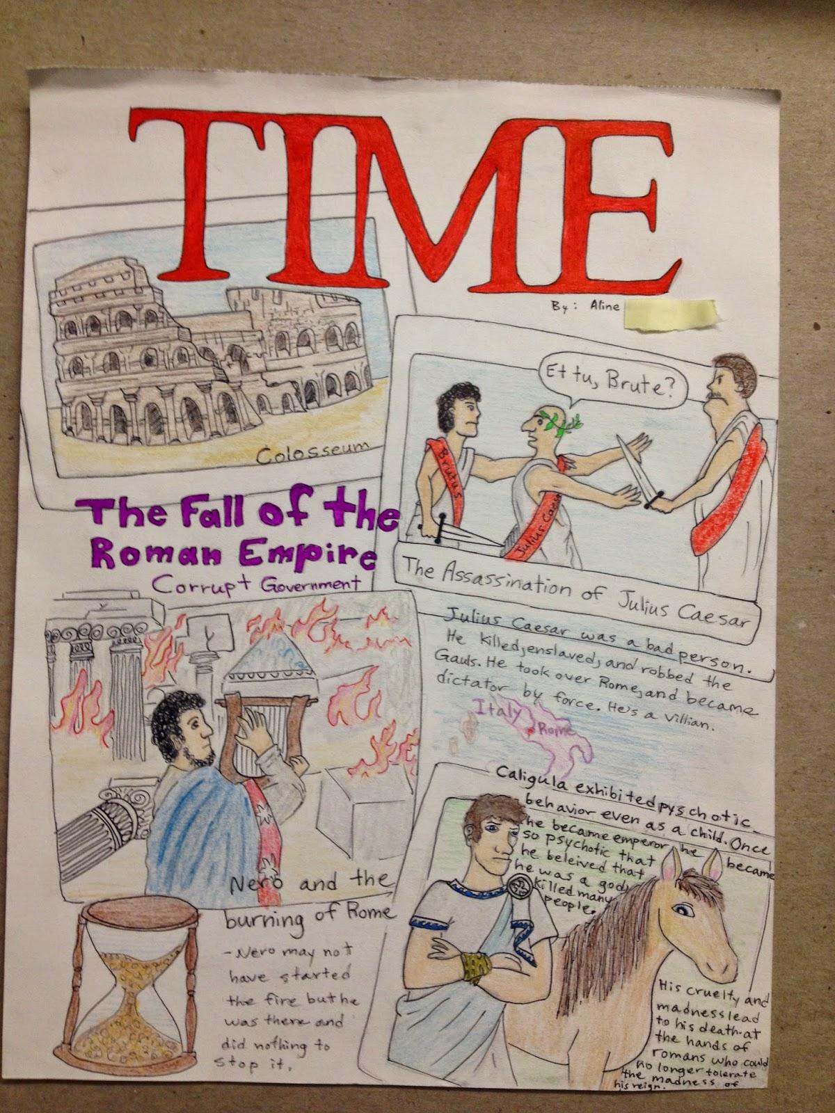 D A T A Scholars Roman Empire Headline News