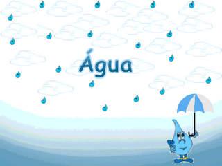 Projeto para o Dia da Água.