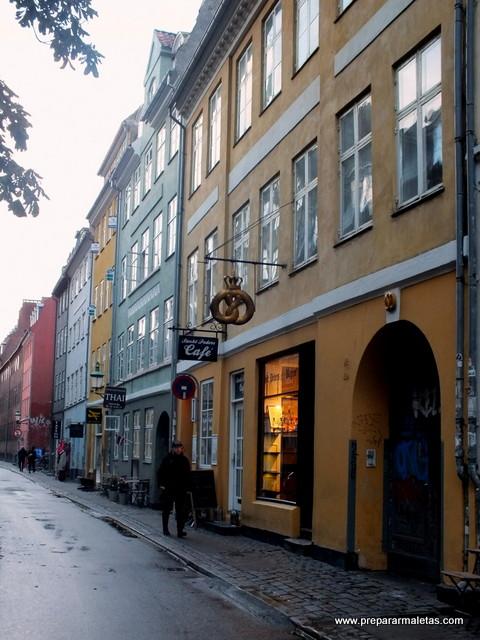 calles coloridas copenhague