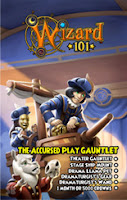 Wizard101 Accursed Play Gauntlet Bundle
