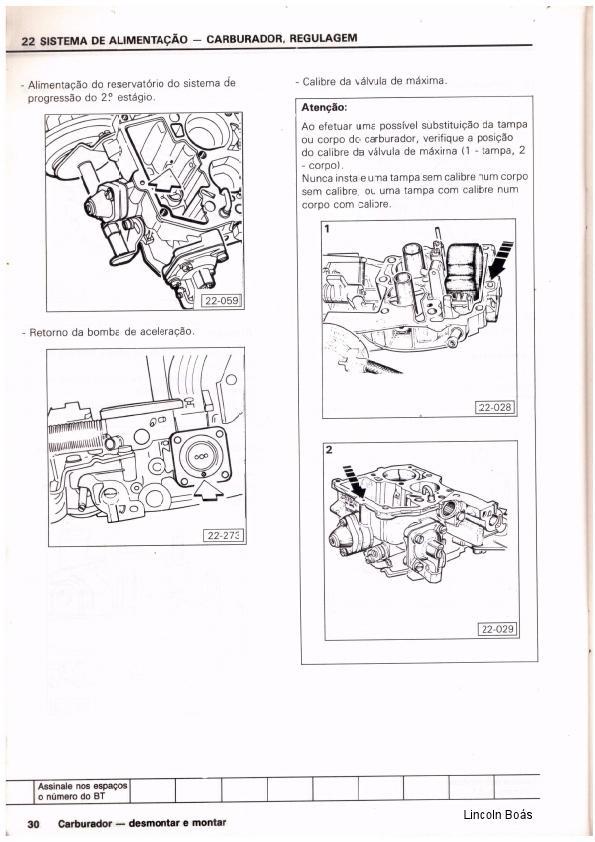 OFICINA VW : MANUAL DE REPARAÇÕES GOL GTS (MOTOR)