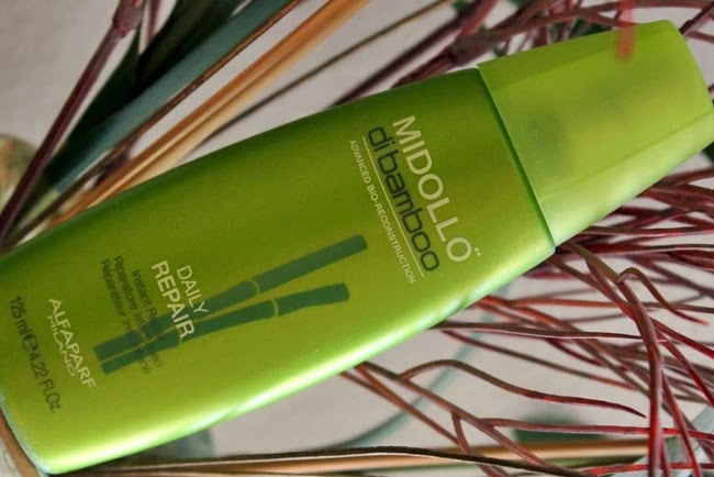 Alfaparf Milano: Midollo di bamboo daily repair leave-in spray
