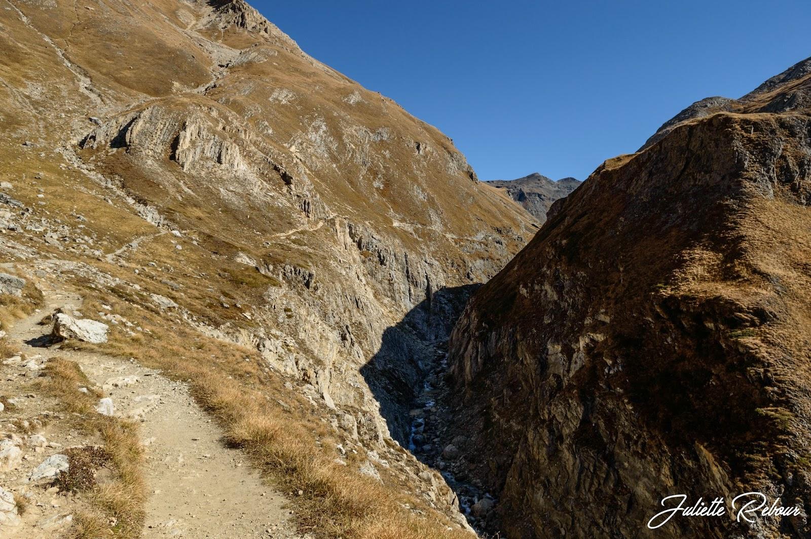 Gorges de Malpasset, Parc National de la Vanoise