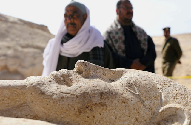 26th Dynasty cemetery uncovered in Egypt's Minya