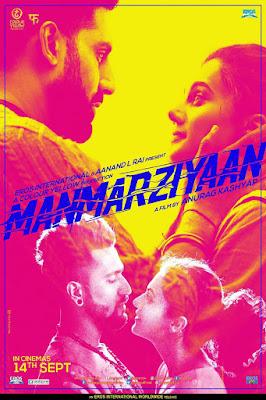 Manmarziyaan (2018) Hindi 1-3 Desi Pre Rip x264 AC3 480p 720p Download | Watch Online | Gdrive