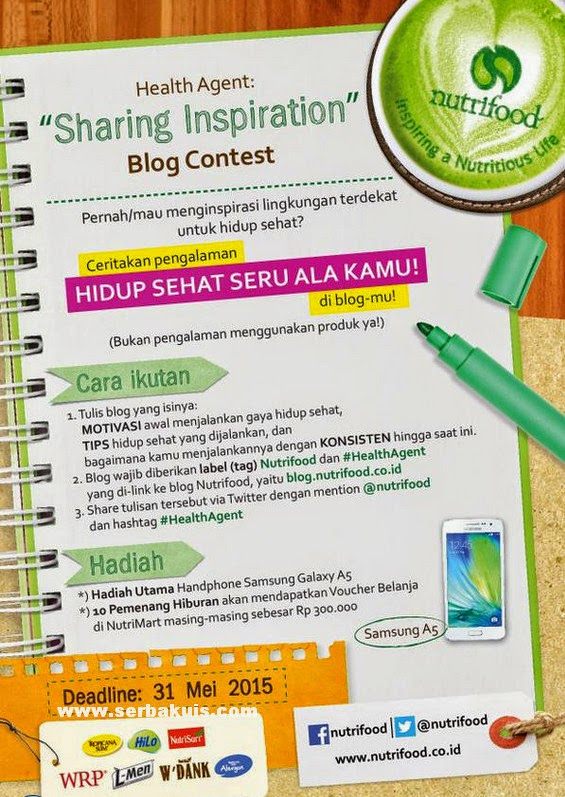 Sharing Inspiration Blog Contest