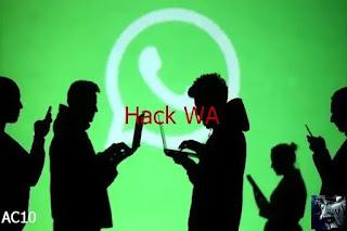 Cara Hack Akun WhatsApp 2019