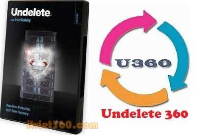 Portable Undelete 360 Full