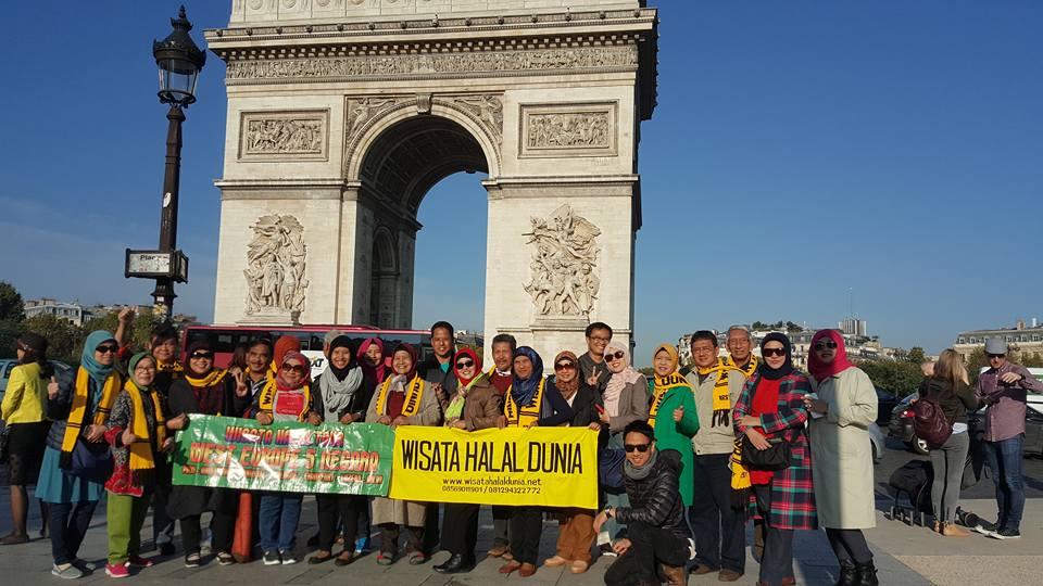 Umroh Promo Murah DAY1 wisata muslim eropa barat halal tour