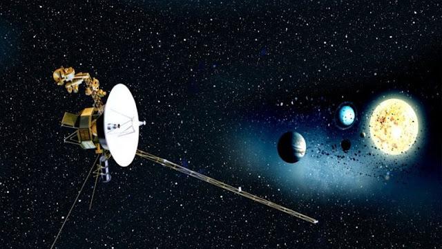 Έβαλε μπροστά της μηχανές το Voyager 1 μετά από 37 χρόνια