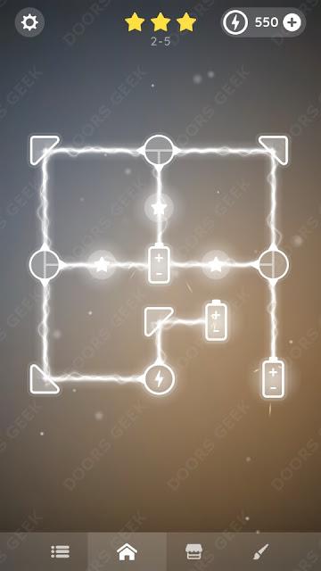 Laser Overload [Beginner] Level 2-5 Solution, Walkthrough, Cheats
