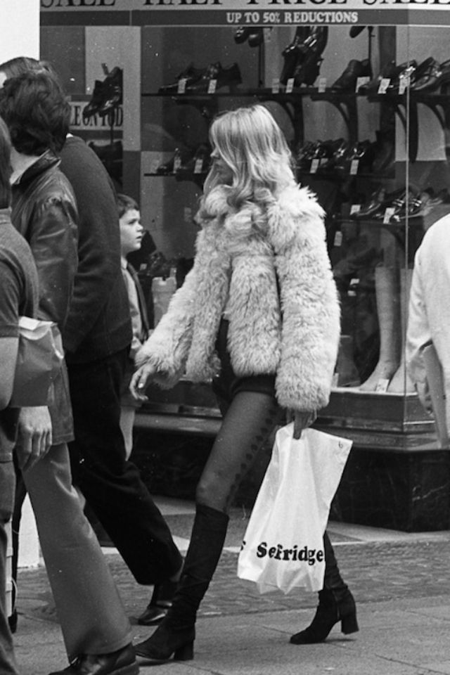 40 Incredible Street Style Shots From the 1970s ~ vintage ...