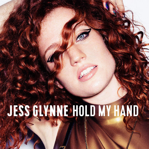 Jess Glynne - Hold My Hand - Single Cover