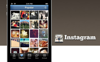 Share Instagram on PC