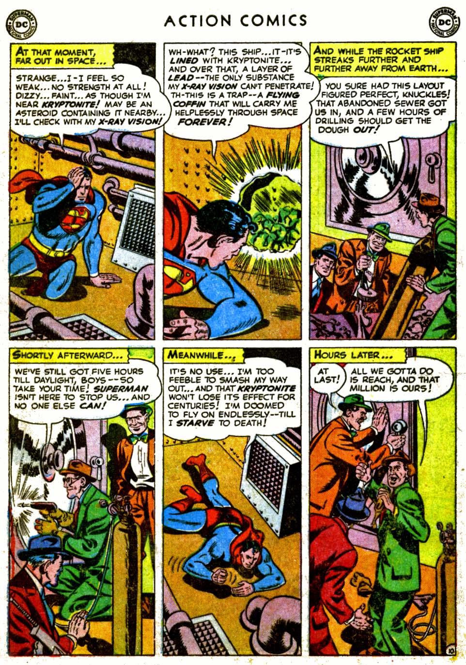 Action Comics (1938) 161 Page 11