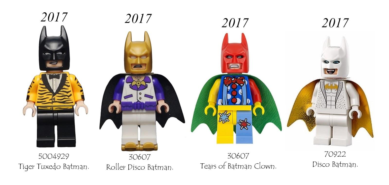 Lego Batman Arkham Asylum Killer Croc