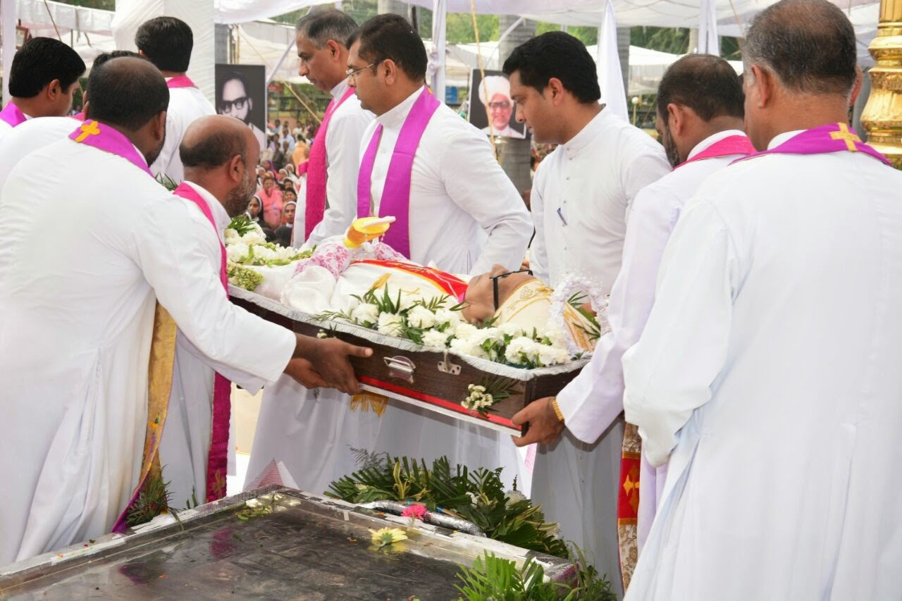 BROTHER MICHAEL CAPUCHIN INDIA: Bp Symphorian Keeprath OFM