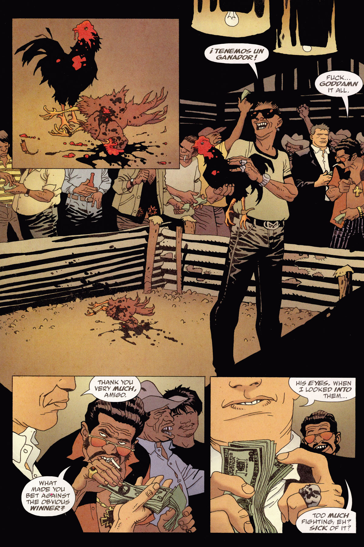 Read online 100 Bullets comic -  Issue #79 - 21