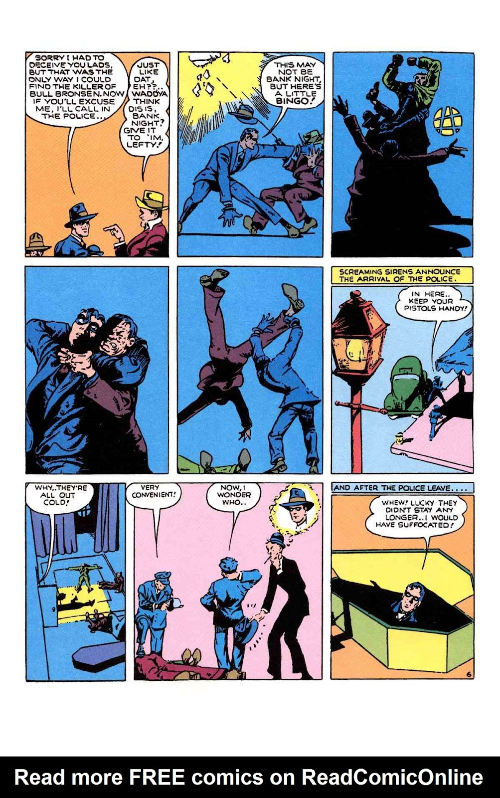Read online Will Eisner's The Spirit Archives comic -  Issue # TPB 1 (Part 2) - 61