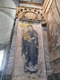 San Salvador de Cora Virgen con Niño