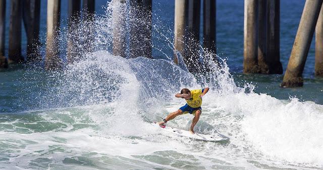 Aritz Aranburu Vans US Open of Surfing