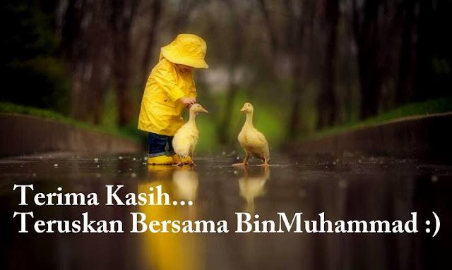 Terima Kasih 15 Blogger Terbaik Malaysia 2015