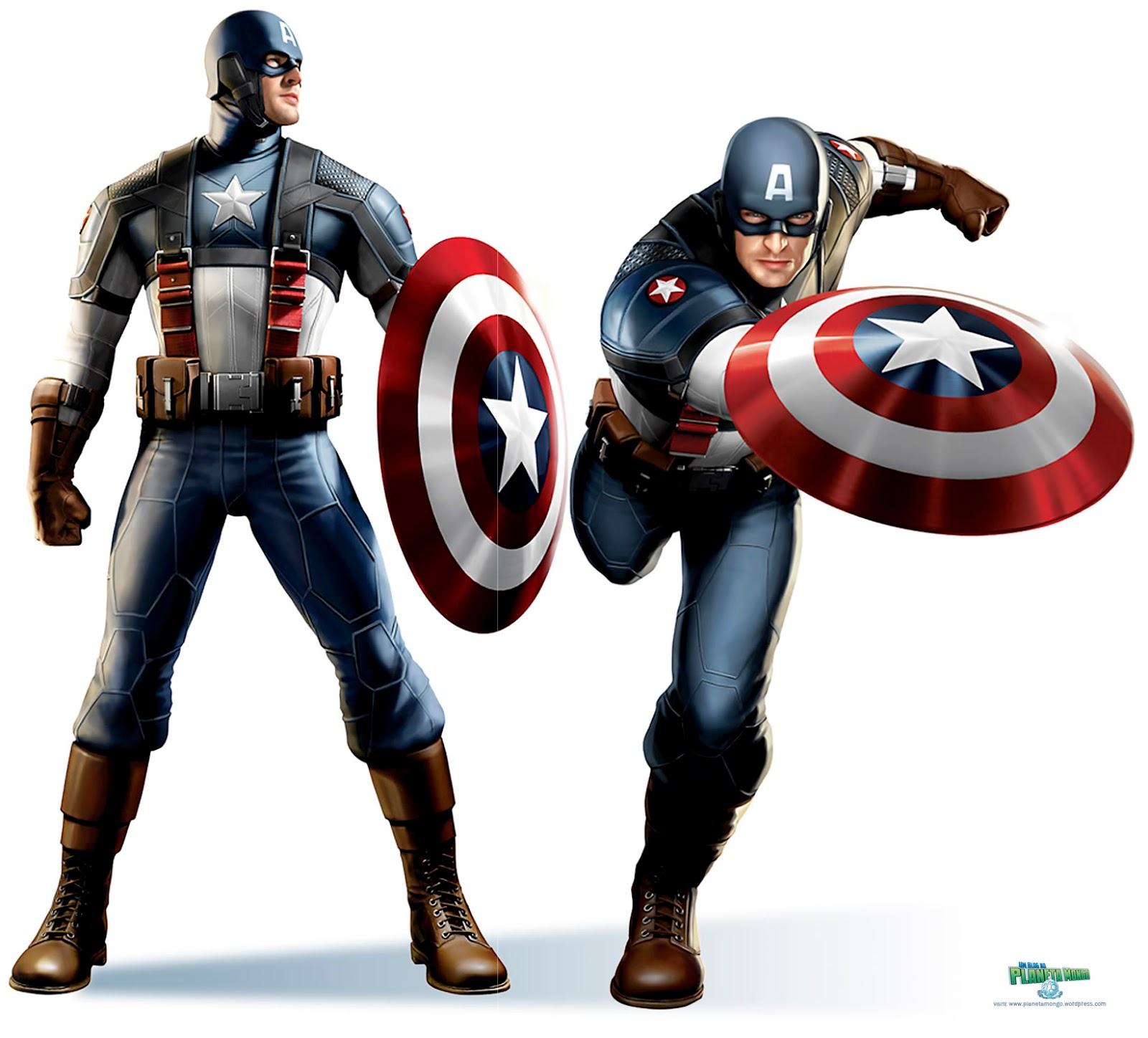 Captain America Free Printable Cards Or Invitations