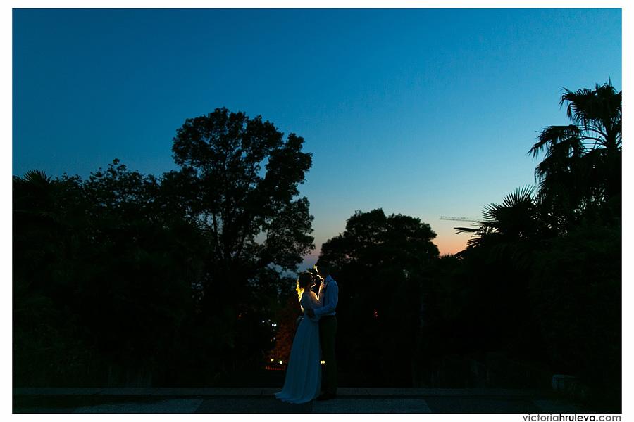 свадьба в Сочи, фотограф в Сочи Виктория Хрулёва