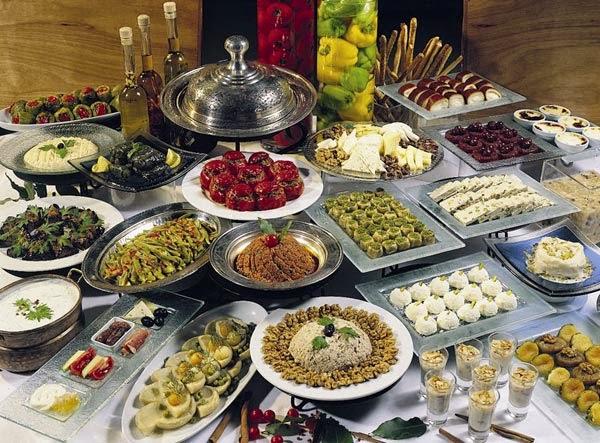 La Pâtisserie Turque  - Un Plaisir Multidimensionnel