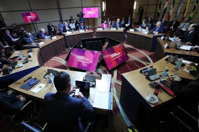 Perú convoca al Grupo de Lima para analizar el martes elecciones en Venezuela