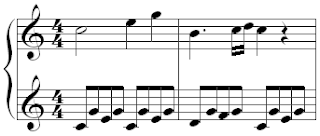 Mozart Sonata en Do Mayor