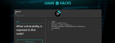 Gameofhacks, certified ethical hacker