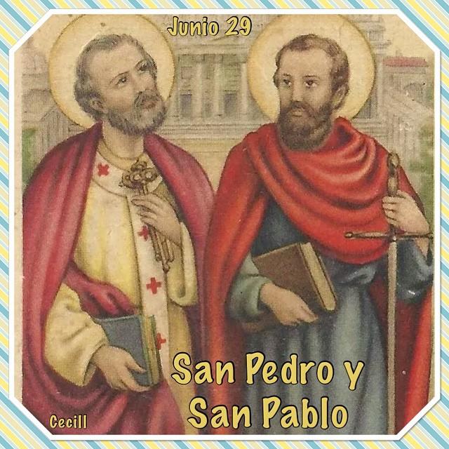 Colección De Gifs Imágenes De San Pedro Y San Pablo
