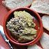 Pasta curry  z grillowanej cukinii