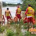Após 30h de buscas, bombeiros encontram corpo de menina que se afogou em rio na região de Sousa