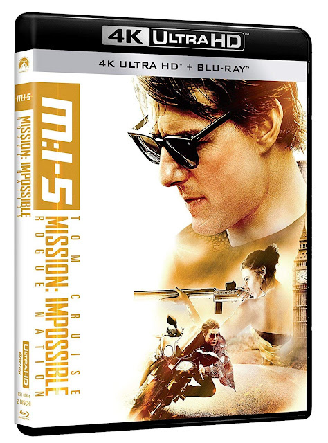 Mission: Impossible Rogue Nation UltraHD