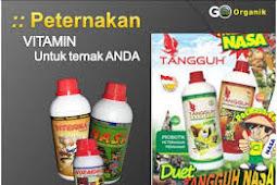 Vitamin Penggemuk Babi Organik NASA Di Lampung