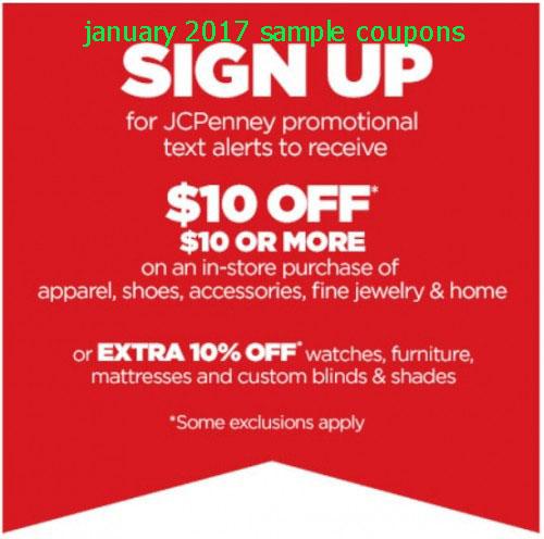 Jcp coupon code nov 2018