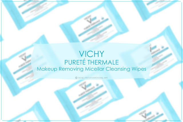 Vichy Purete Thermale Makeup Removing Micellar Cleansing Wipes Review